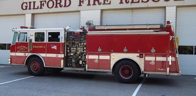 Lakes Region Mutual Fire Aid Association